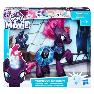 My Little Pony My Little Pony Tempest Shadow Işıklı Figür Renkli